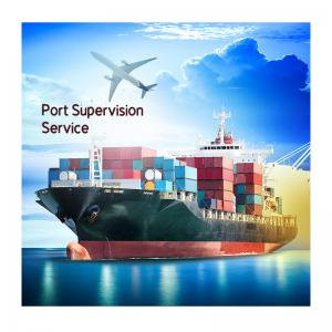 Port supervision service.